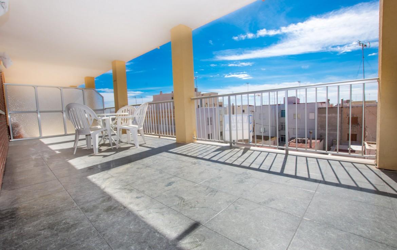 apartamento en primera linea de playa de Guardamar del Segura