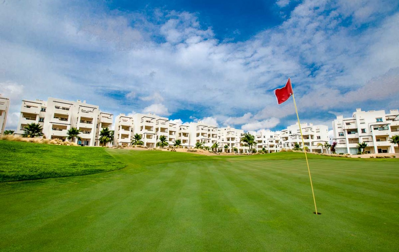 apartamento en Torrepacheco Golf